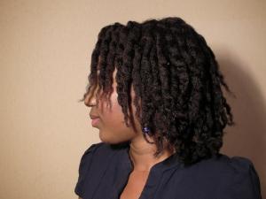 misscamaelle cheveux crépus naturels