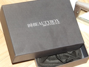 Black and Brown Beauty Box