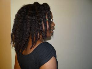 cheveux crépus - braid-out- misscamaelle