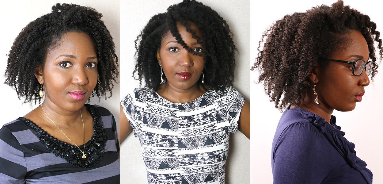 Exemple de coiffures du quotidien